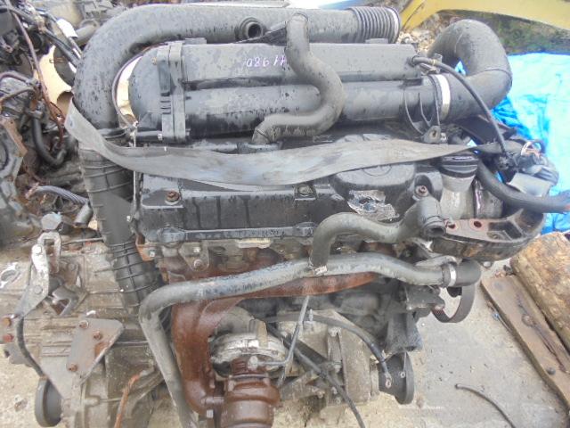 motor mercedes vito