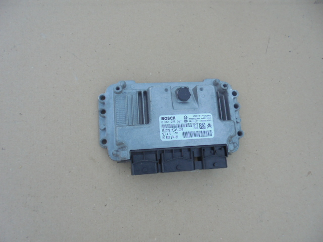 calculator ECU citroen c2 ,1.6,cod 0261208907