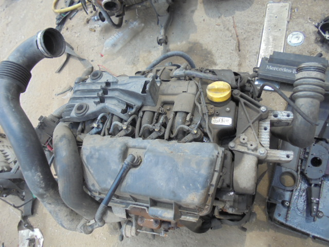 motor renault renault master ,2.5,DCI,an 2002,cod 69UA754C