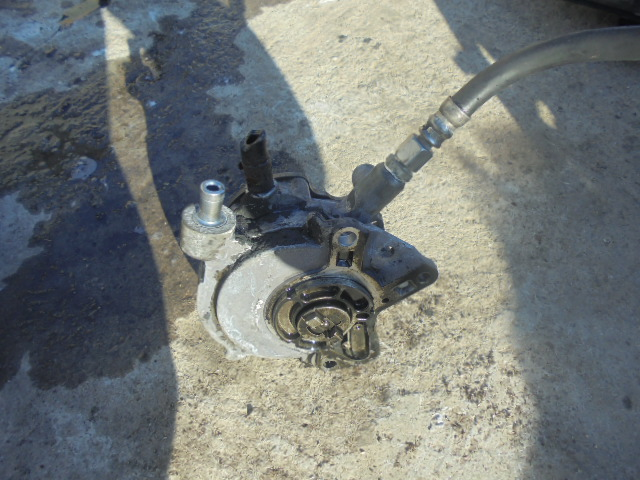 pompa tandem vw t5 2.5 tdi,motor axe,cod 070125219j