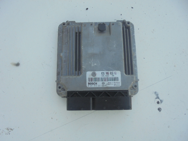 calculator vw golf 5 2.0 sdi,cod 03g906016gj an de fabricatie 2004-2008