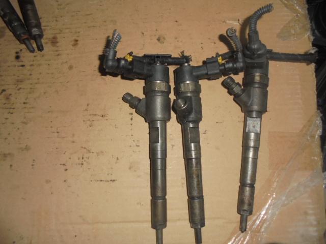 injectoare opel corsa d 1.3 cdti de pe cod motor A13DTE cod oem original 0445110326