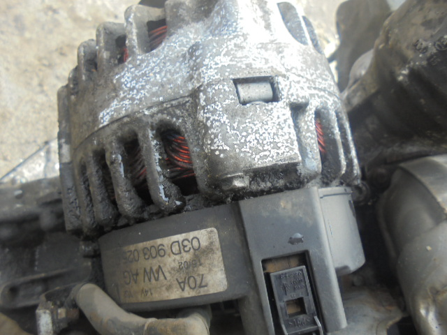 alternator vw polo,cod motor AZQ, cod 03D903025D