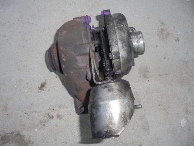 turbina peugeot, 1.6 HDI,cod 9660493580