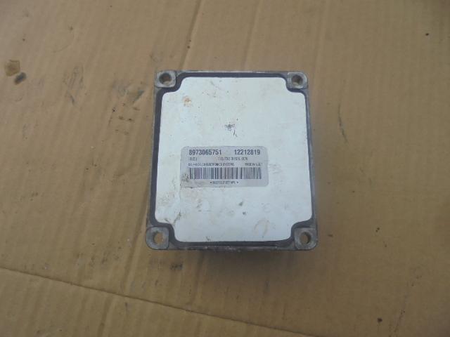 calculator motor opel astra g  isuzu cod 8973065751