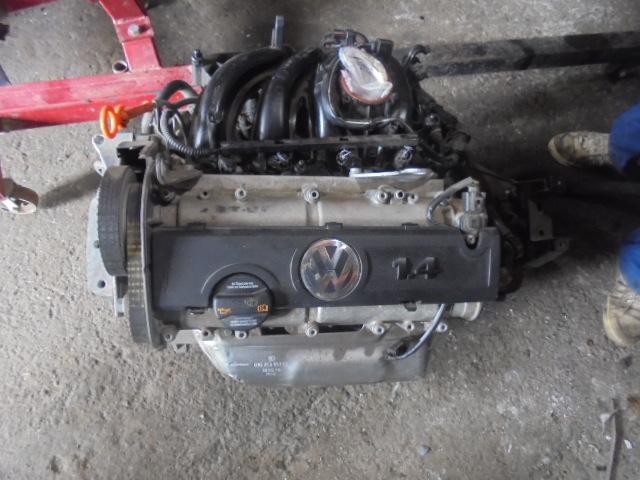 motor vw polo 2010,cod CGG,1.4,16 VALVE