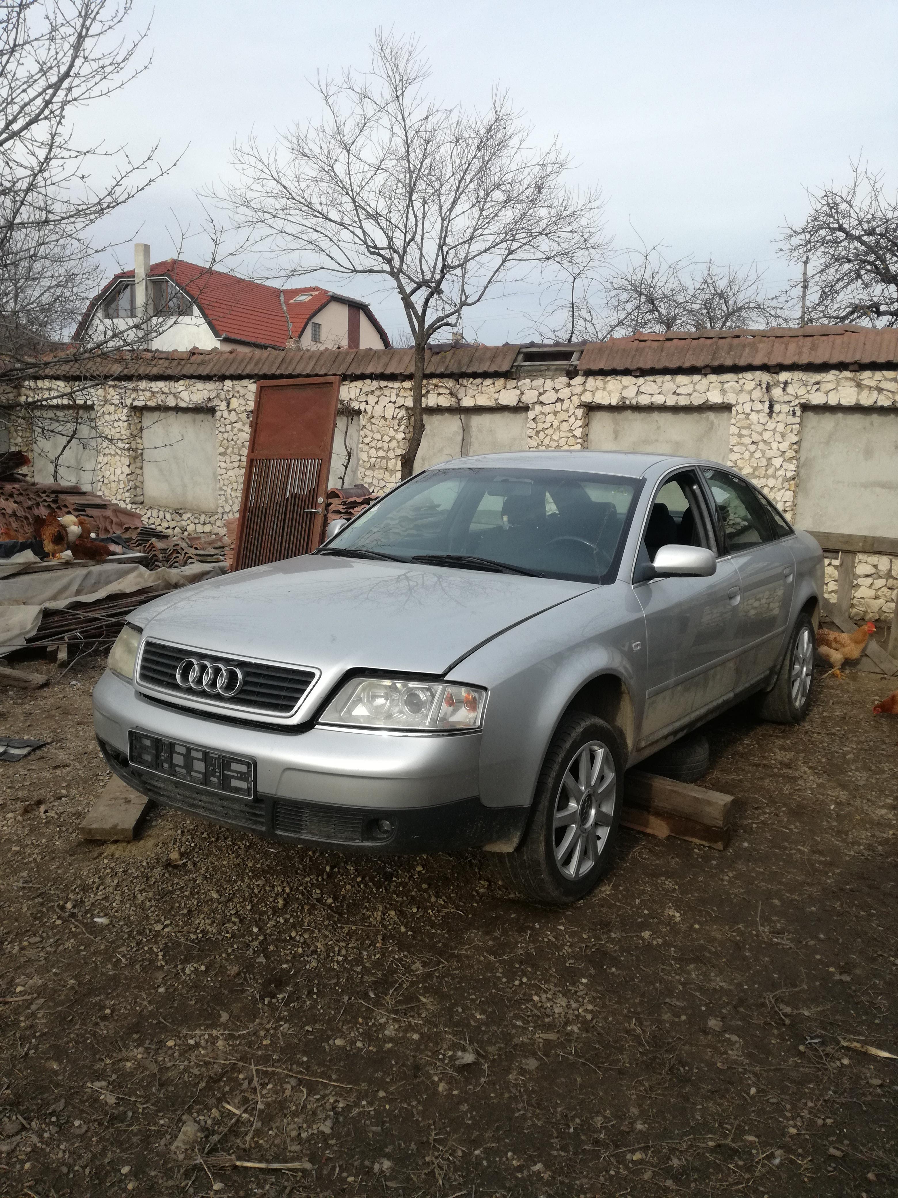 Audi A6 2002 2.5tdi