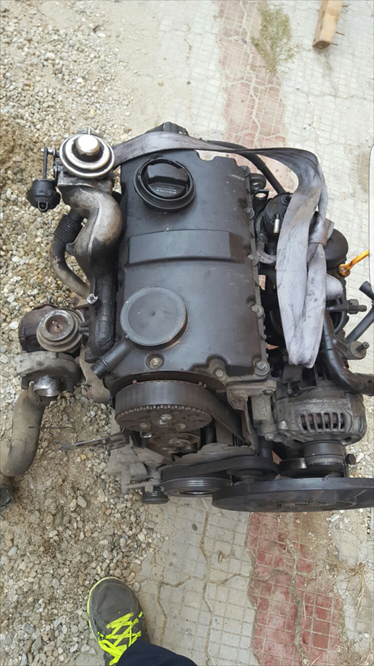Motor complet Audi A6 1.9 TDI