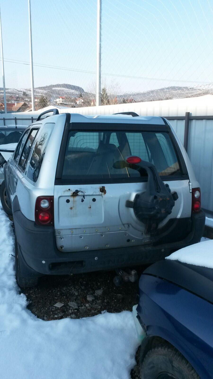 Dezmembrez Land Rover Freelander, An 2001, 2.0 Diesel
