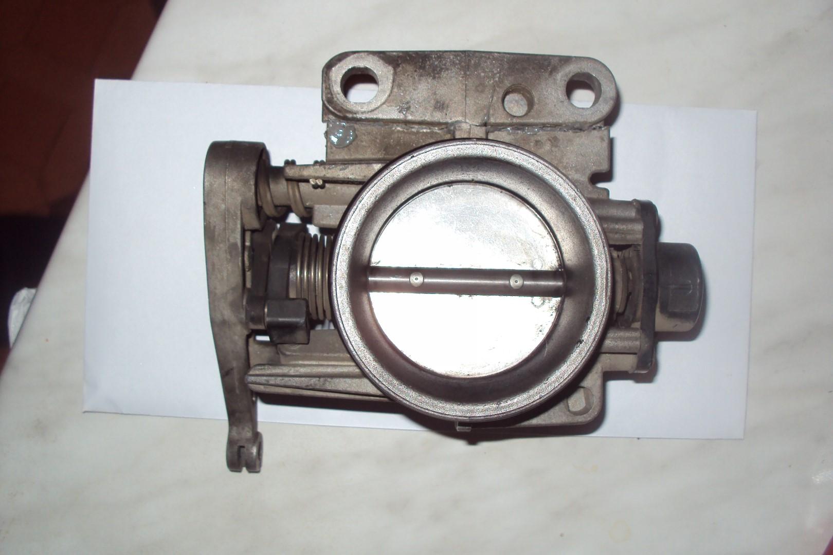 clapeta acceleratie gama renault  16 valve an 1998-2003  meganelaguna ,scenic