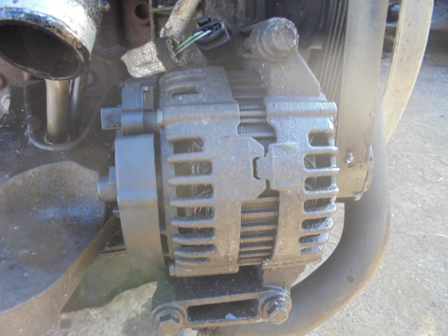 alternator ford transit 2.4 tdci