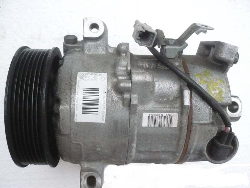 Compresor climatizare AC Renault Megane 3 ,1.4 TCe : 8200958328
