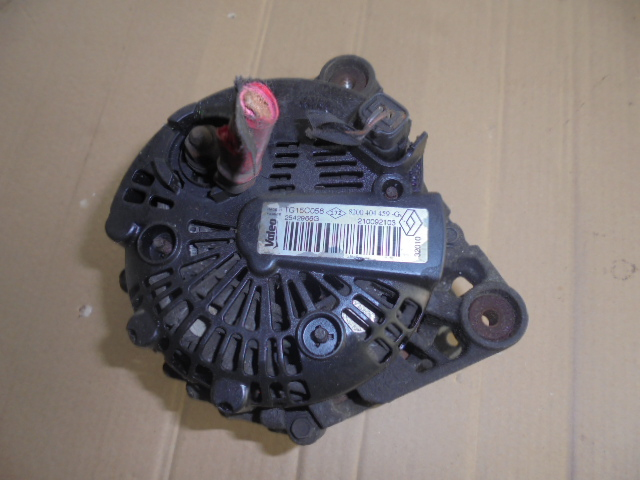 alternator opel vivaro 2.0 cdti an 2008 cod 02542966g