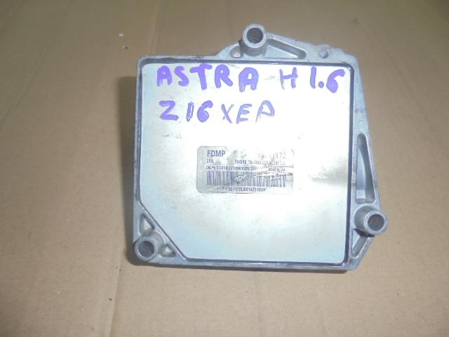 calculator motor sau ecu opel astra h motor 1.6 cod motor z16xep,cod ecu 55651172
