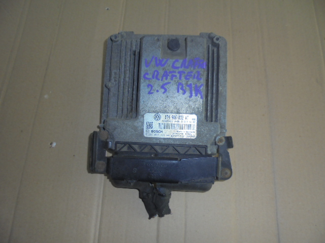 calculator motor sau ecu vw crafter  2.5 tdi an 2008 motor bjk,cod ecu 074906032at