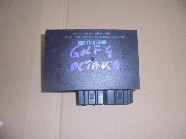 calculator sau modul confort vw golf 4 skoda octavia 1 cod 1c0962258a