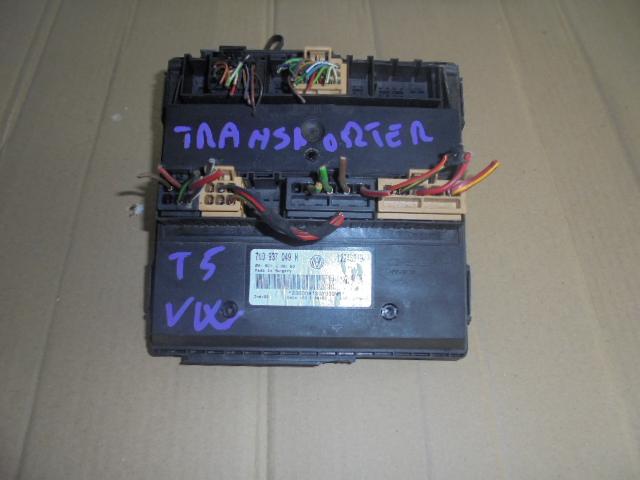 modul confort vw transporter 1.9 tdi cod 7h0937049h