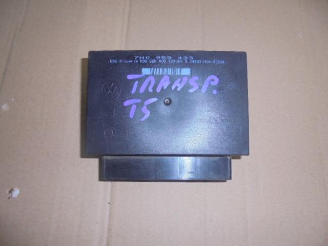 modul confort vw transporter t5 cod 7h0959433