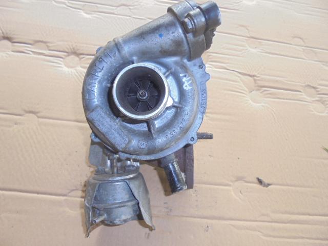 turbosuflanta sau turbina peugeot 307 1,6 hdi 109 cai putere cod 9656125880