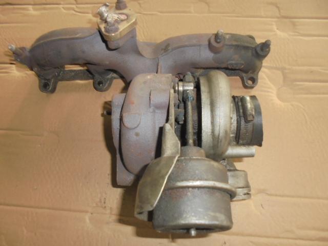 turbosuflanta sau turbina vw golf 4 sau skoda octavia 1.9 tdi cod 54431015075