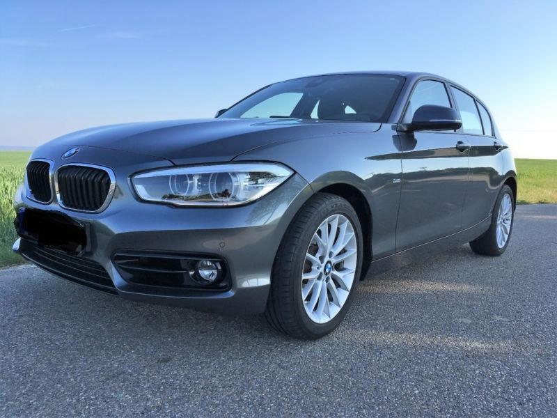 Dezmembrez BMW seria 1 (F20/F21) din 2017