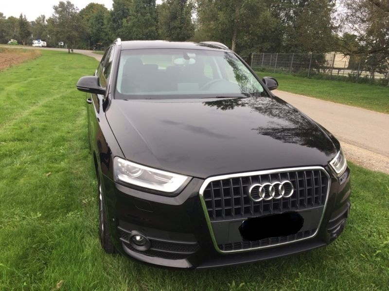 Dezmembrez Audi Q3 din 2016