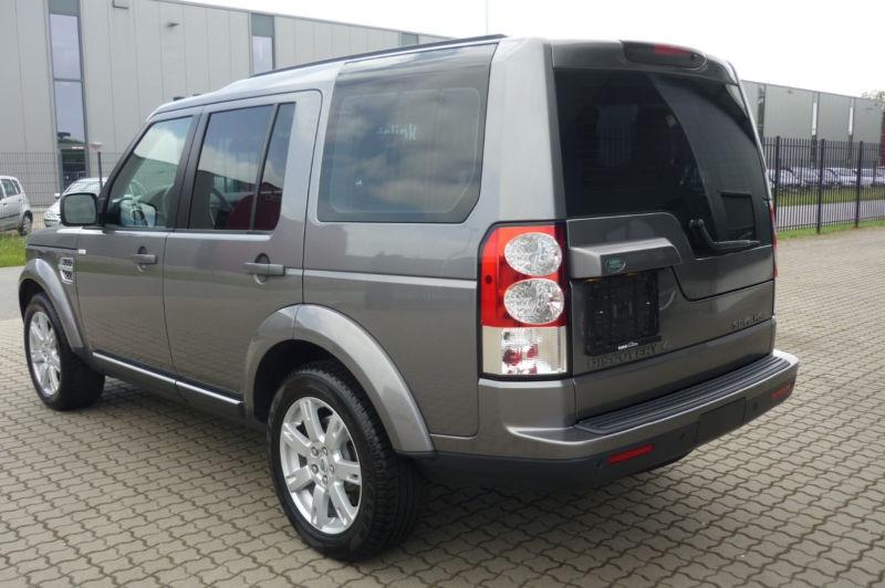 Dezmembrez Land Rover Discovery 4 ( L319 ) din 2012
