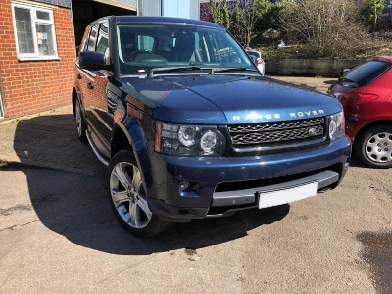 Dezmembrez Land Rover Range Rover Sport 3.0 D 2012