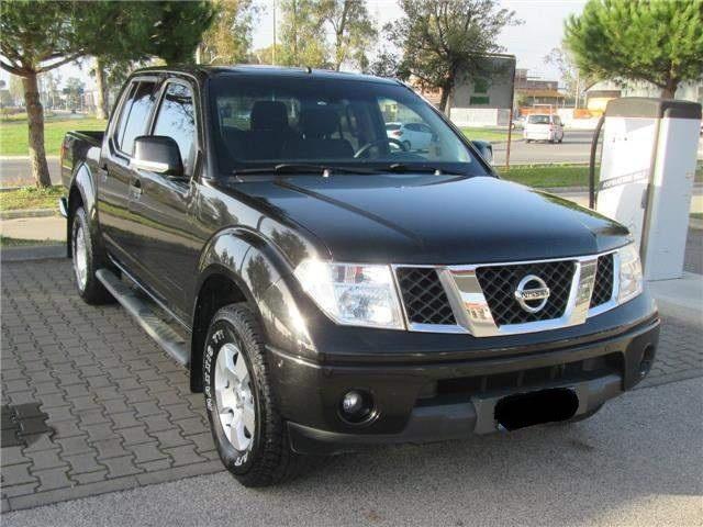 Dezmembrez Nissan Navara din 2010