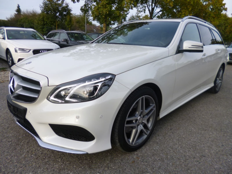 Dezmembrez Mercedes E class (W212) estate din 2012-facelift