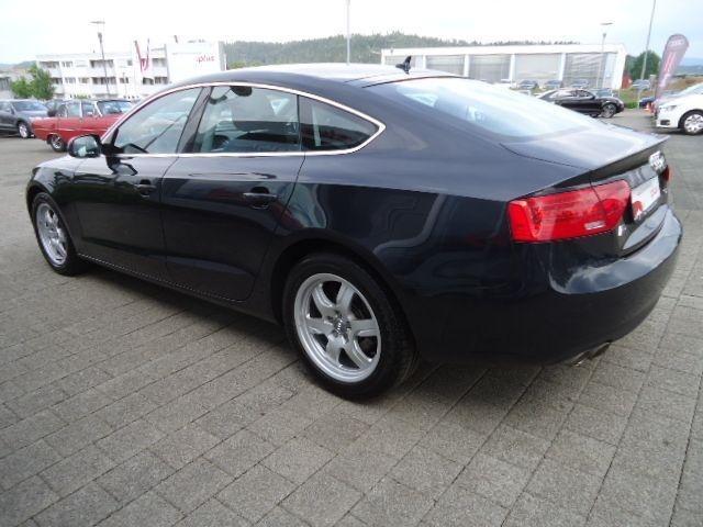 Dezmembrez Audi A5 din 2012 Facelift