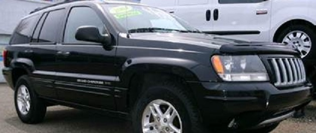 Dezmembrez jeep grand cherokee 2.7 2004