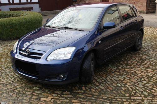 Dezmembrez Toyota Corolla 2.0 Diesel-2004