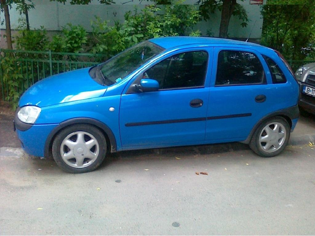Dezmembrez Opel Corsa 1.7 CDTI 2003