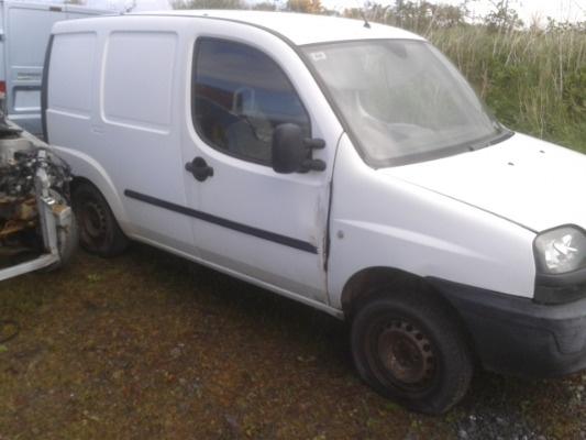 Dezmembrez Fiat Doblo an 2005 1.9 JTD