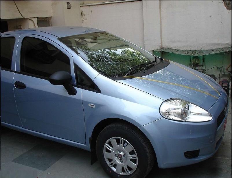 Dezmembrez Fiat Grande Punto 1.3 MJET 2006