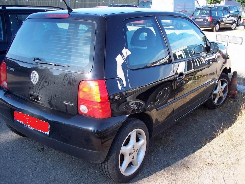 Dezmembrez VW Lupo 1.0 b 2000