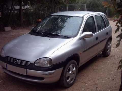 Dezmembrez Opel Corsa 1.0 b 2001
