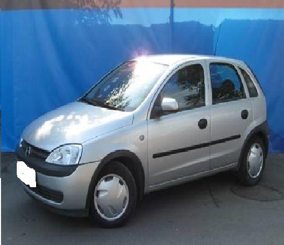 Dezmembrez Opel corsa 1.7 CDTI 2002
