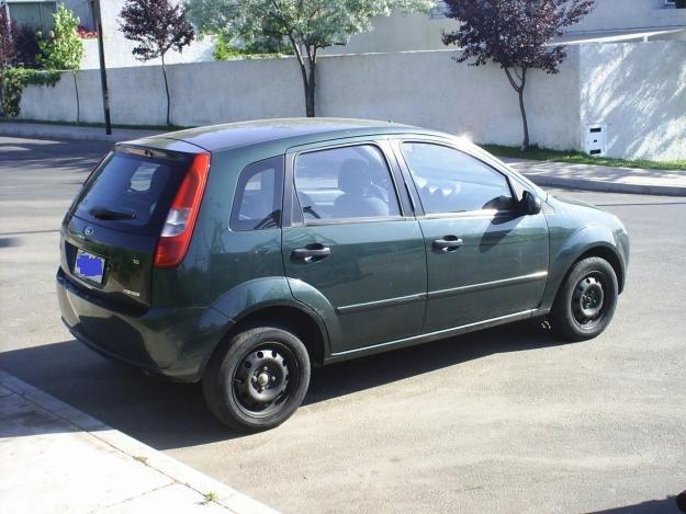 Dezmembrez Ford Fiesta 1.4 TDCI 2005