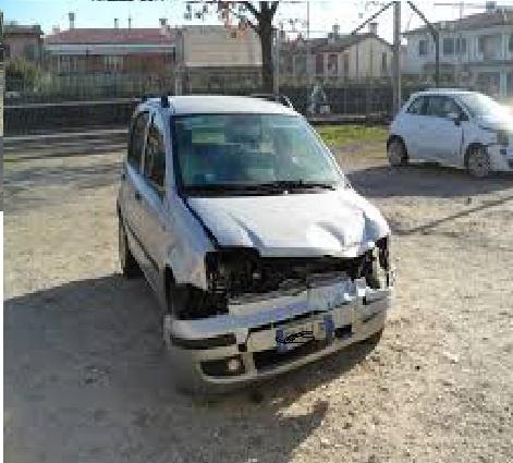 Dezmembrez Fiat panda 1.3 MJET 2007