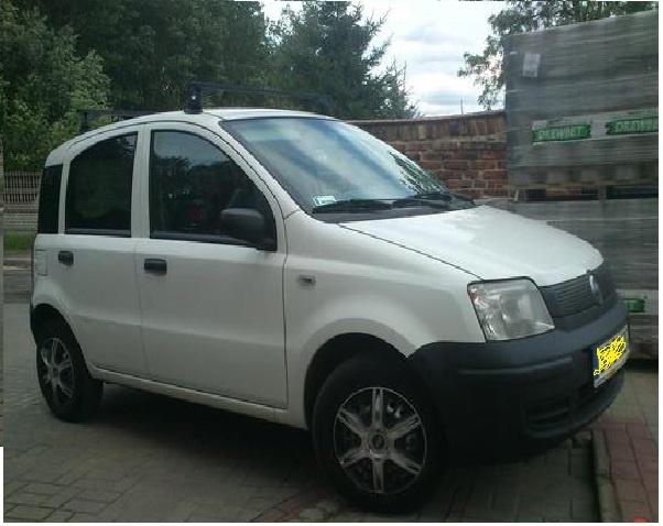 Dezmembrez Fiat Panda 1.2 b 2005