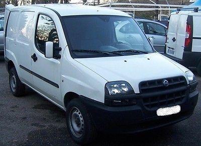 Dezmembrez Fiat Doblo 1.9 JTD aspirat din 2002