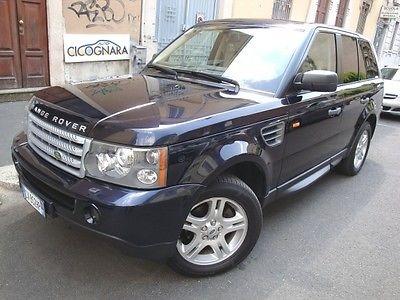 Dezmembrez Range Rover sport 2.7 D cutie automata din 2007