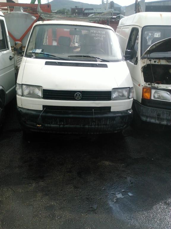 DEZMEMBREZ VW TRANSPORTER T4 2.5 TDI DIN 2001