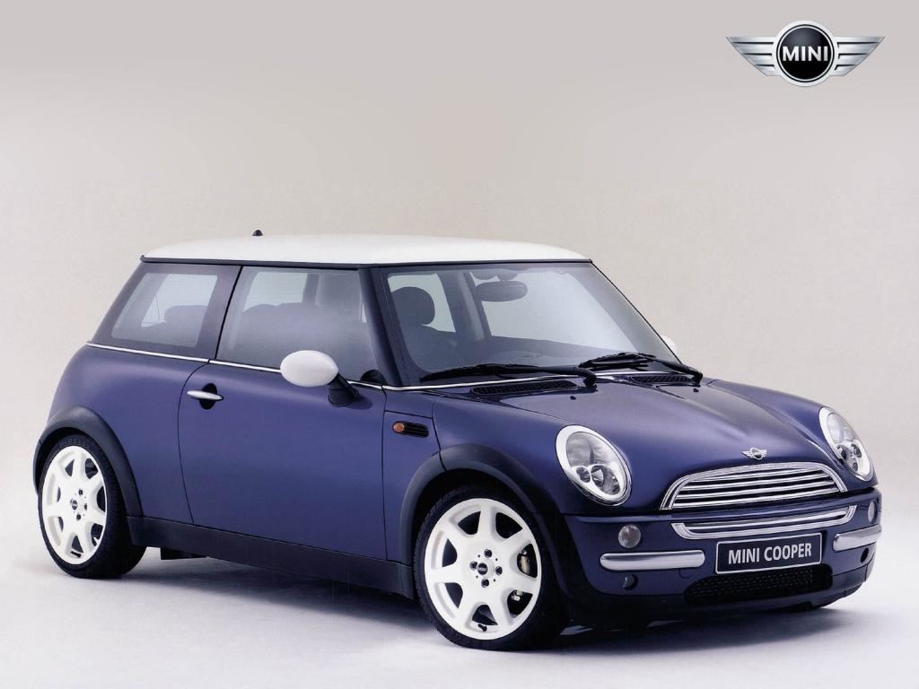 Dezmembrez Mini Cooper 1.6 b 2004