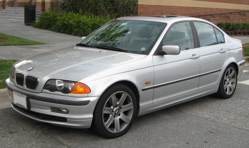 Dezmembrez BMW 320 2.0 D 2001