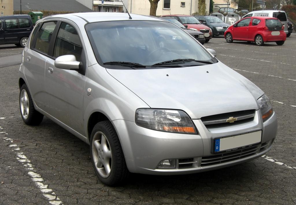 Dezmembrez Chevrolet Kalos 1.4 b 2006