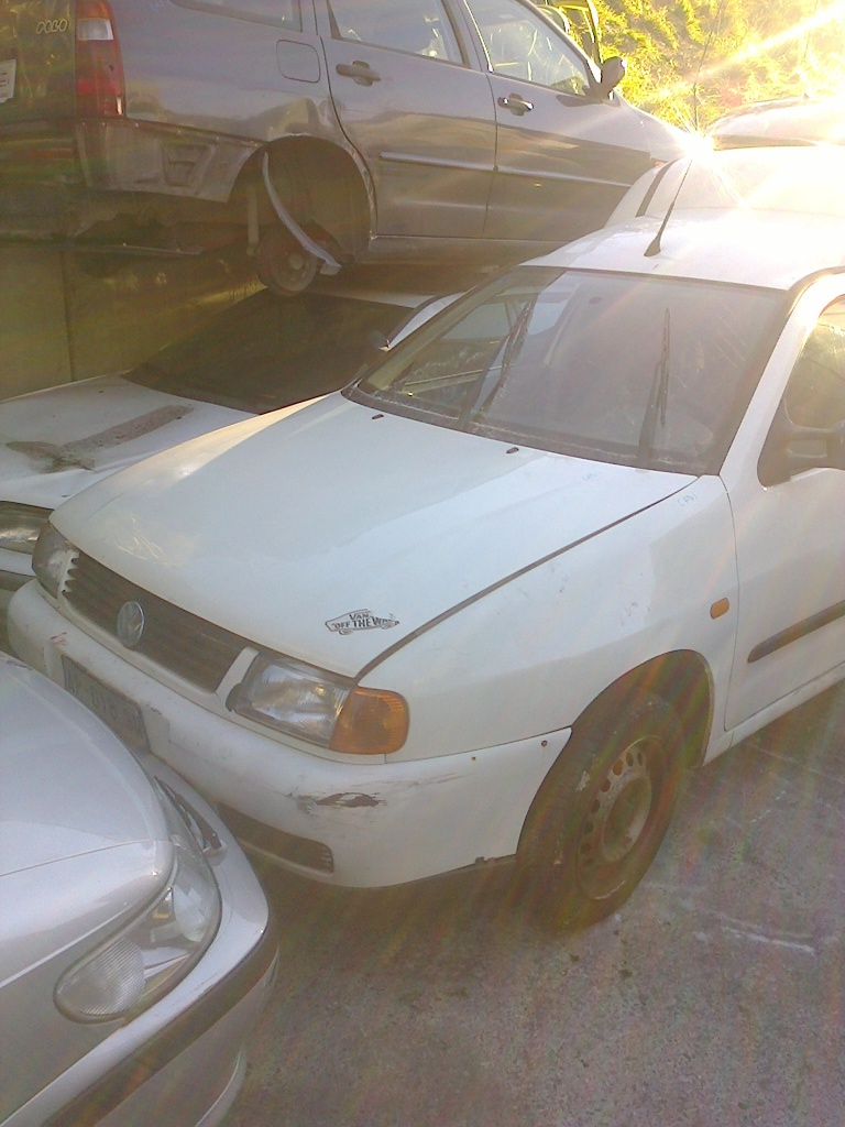DEZMEMBREZ VW CADDY 1.9 TDI 2000