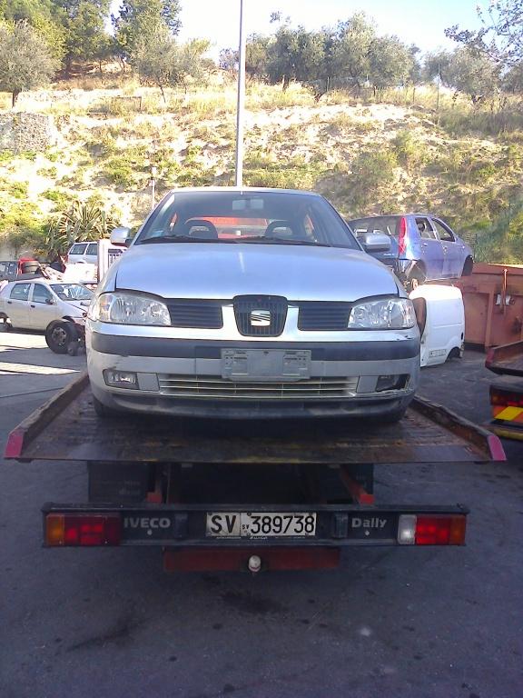 Dezmembrez Seat Ibiza 1.4 b 2007